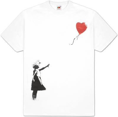 Heart Balloon Girl