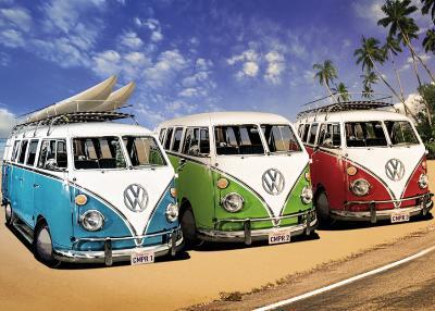 VW Camper - Campers Beach