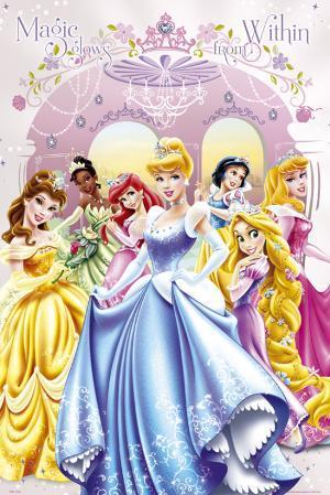 Disney Princess - Magic Glows from Within