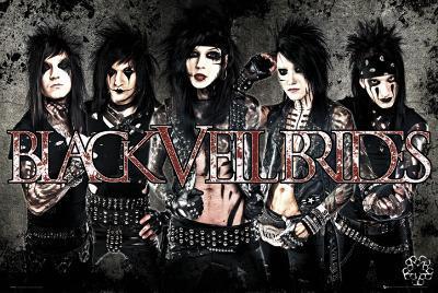 Black Veil Brides - Leather