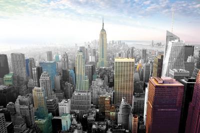 New York - Cityscape Colors