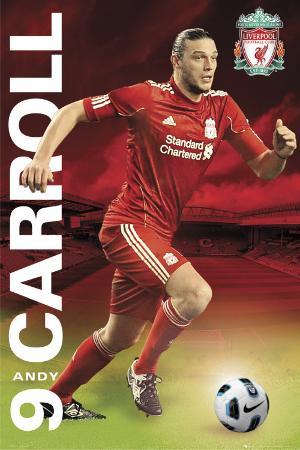Liverpool - Carroll 2011/12
