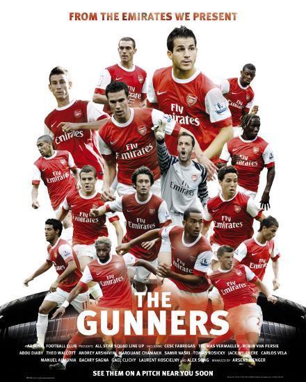 93f24e930f5 Arsenal - Players