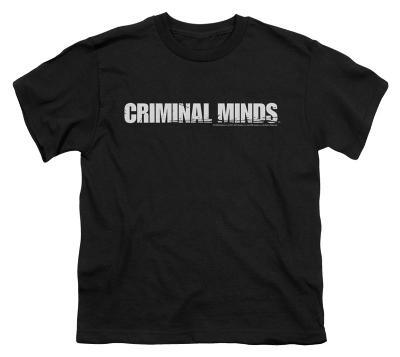Youth: Criminal Minds - Criminal Minds Logo