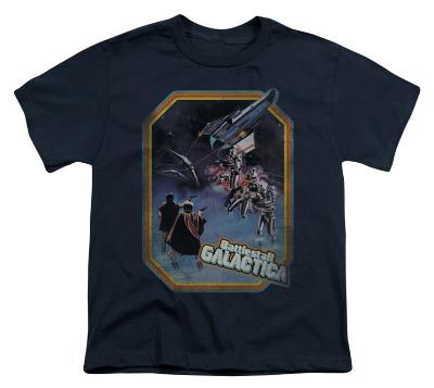 Youth: Battlestar Galactica - Poster Iorn on