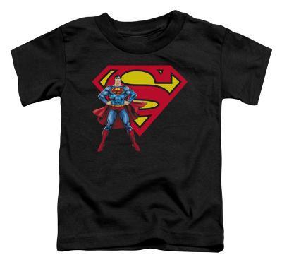 Toddler: Superman - Superman & Logo