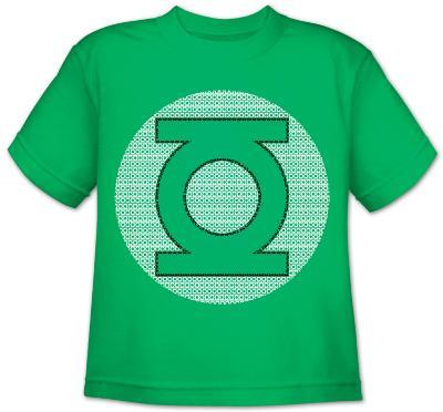 Toddler: DC Comics - GL Little Logos