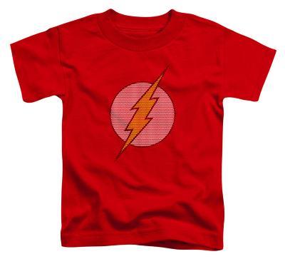 Toddler: DC Comics - Flash Little Logos