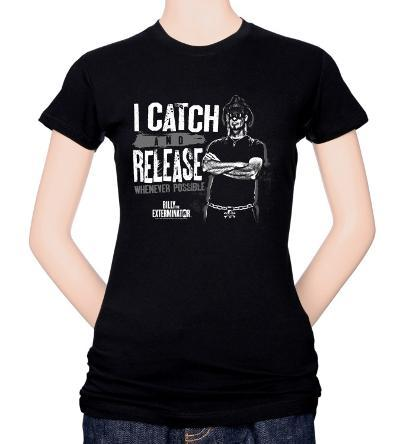 Juniors: Catch and Release