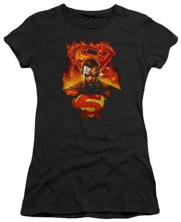 Juniors: Superman - Man on Fire