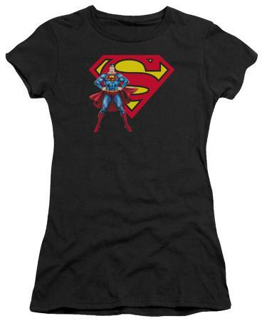 Juniors: Superman - Superman & Logo
