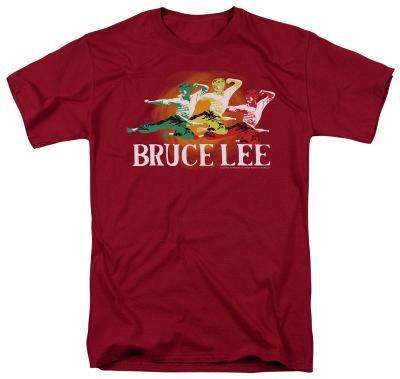 Bruce Lee - Tri-Color