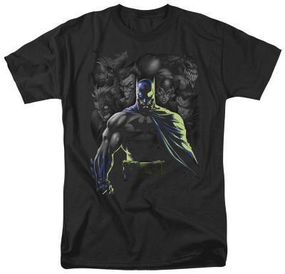 Batman - Villains Unleashed