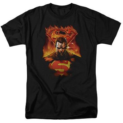 Superman - Man on Fire