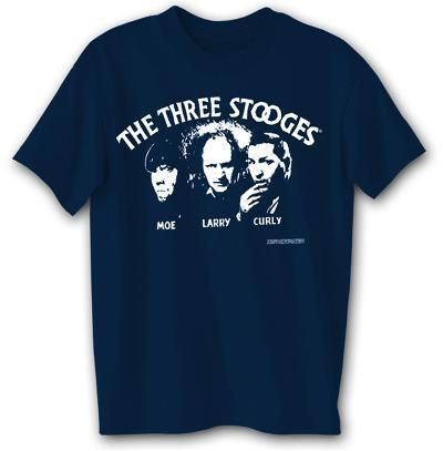 3 Stooges Silhouette