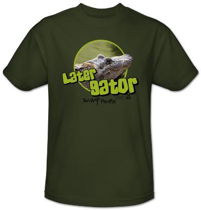 Swamp People-Later Gator