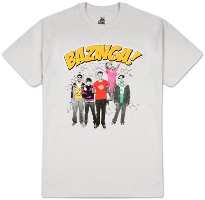 Big Bang Theory - Bazinga! Group