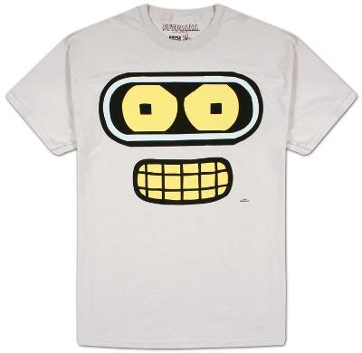 Futurama - Bender Face
