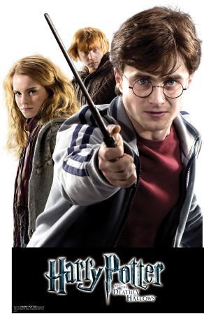 Harry Potter Group 2 - Harry Potter and the Deathly Hallows
