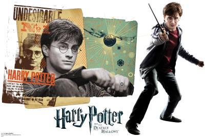 Harry Potter - Harry Potter and the Deathly Hallows