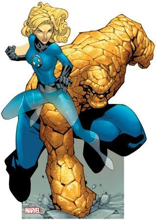 Thing - Invisible Woman Classic - Marvel