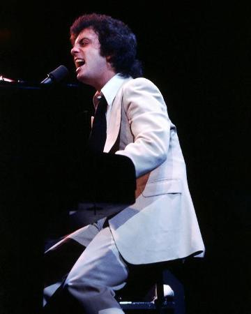 Billy Joel, Rick Kohlmeyer, 1977, Milwaukee, Wisconsin