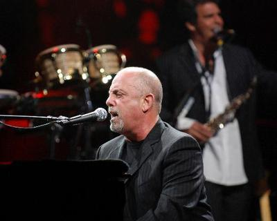 Billy Joel, Steve Galli, 2007, The Palace, Auburn Hills, Michigan