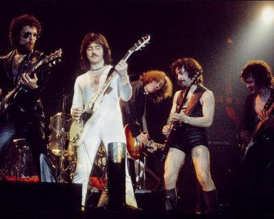 Blue Oyster Cult, Rick Kohlmeyer, 1976, Milwaukee Arena, Milwaukee, Wisconsin