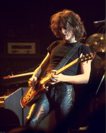 Blue Oyster Cult, Rich Zimmermann, 1976, Milwaukee Arena, Milwaukee, Wisconsin