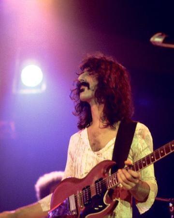 Frank Zappa, John Rockwood, 1974, Toledo, Ohio