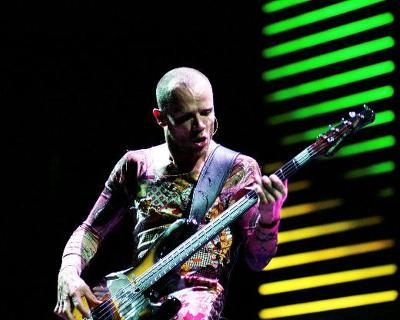 Red Hot Chili Peppers, Steve Galli, 2006, The Palace, Auburn Hills, Michigan