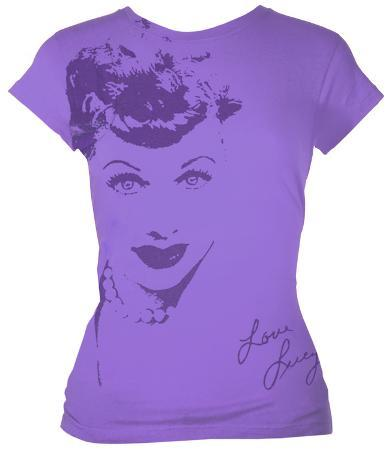 Lucy Face Tee
