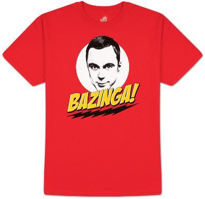 The Big Bang Theory - Bazinga!