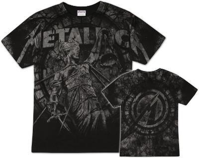 Metallica - Stone Justice (oversized)
