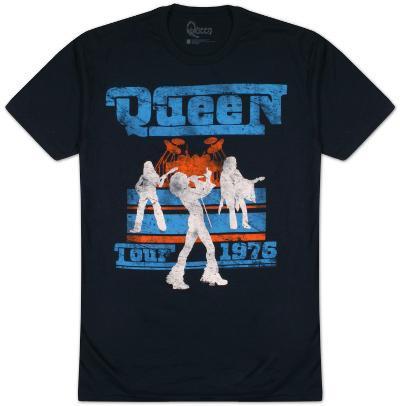 Queen - Tour 1976 Silhouettes