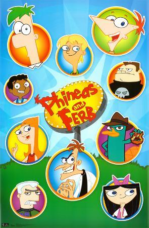 Phineas & Ferb - Grid