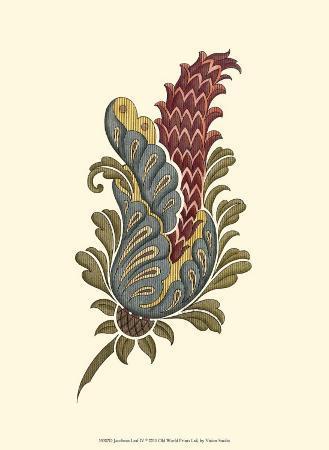 Jacobean Leaf IV