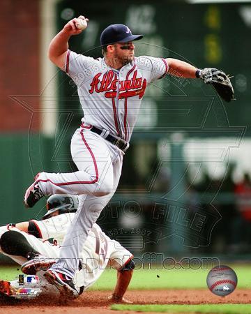 Atlanta Braves - Dan Uggla 2011 Action