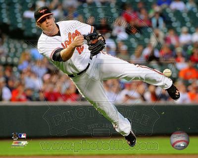 Baltimore Orioles - Mark Reynolds 2011 Action
