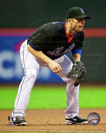 New York Mets - David Wright 2011 Action