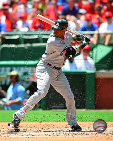 New York Yankees - Robinson Cano 2011 Action
