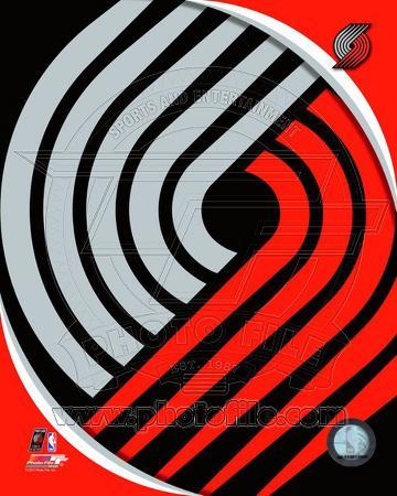 NBA Portland Trailblazers - Portland Trail Blazers Team Logo