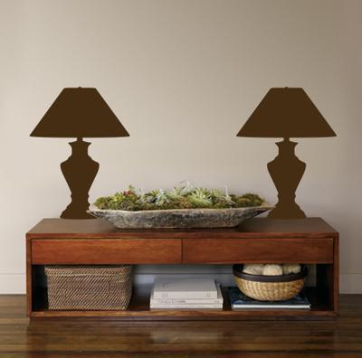 Brown Classic Lamps