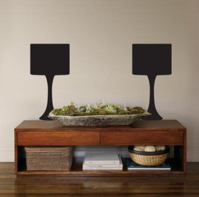 Black Modern Lamps