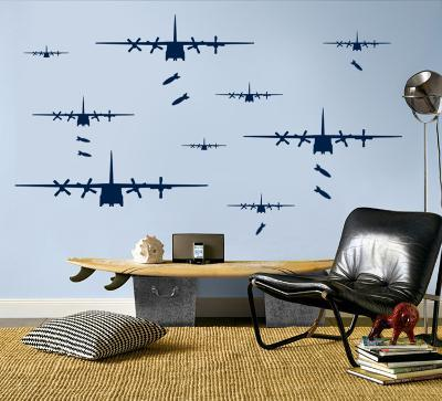 Bomber Airplanes - Navy