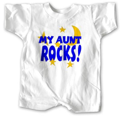 Infant: My Aunt Rocks