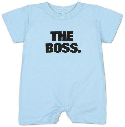 Infant: The Boss