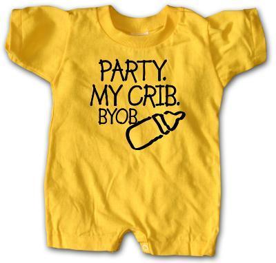 Infant: Bring Your Own Bottle