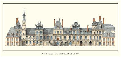 Chateau de Fontainebleau, Fontainebleau