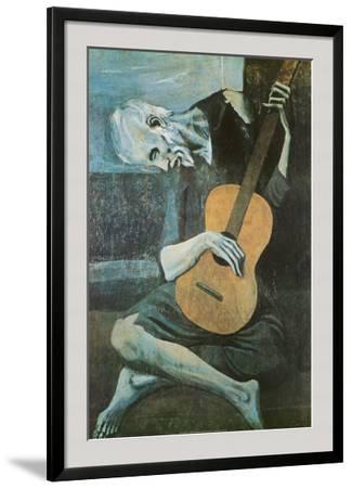 The Old Guitarist, c.1903